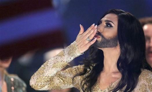 Transvestite Man