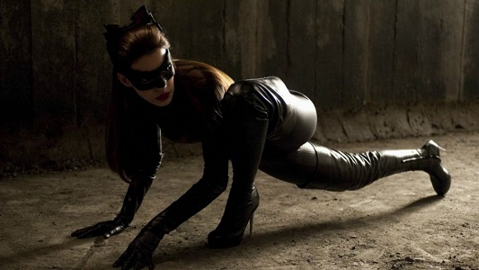 BDSM Wear Cat Woman Anne Hathaway