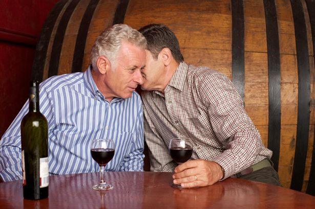 Mature Gay Men Relationship Winery