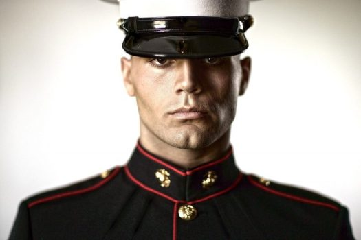 Marine Soldier Fetish