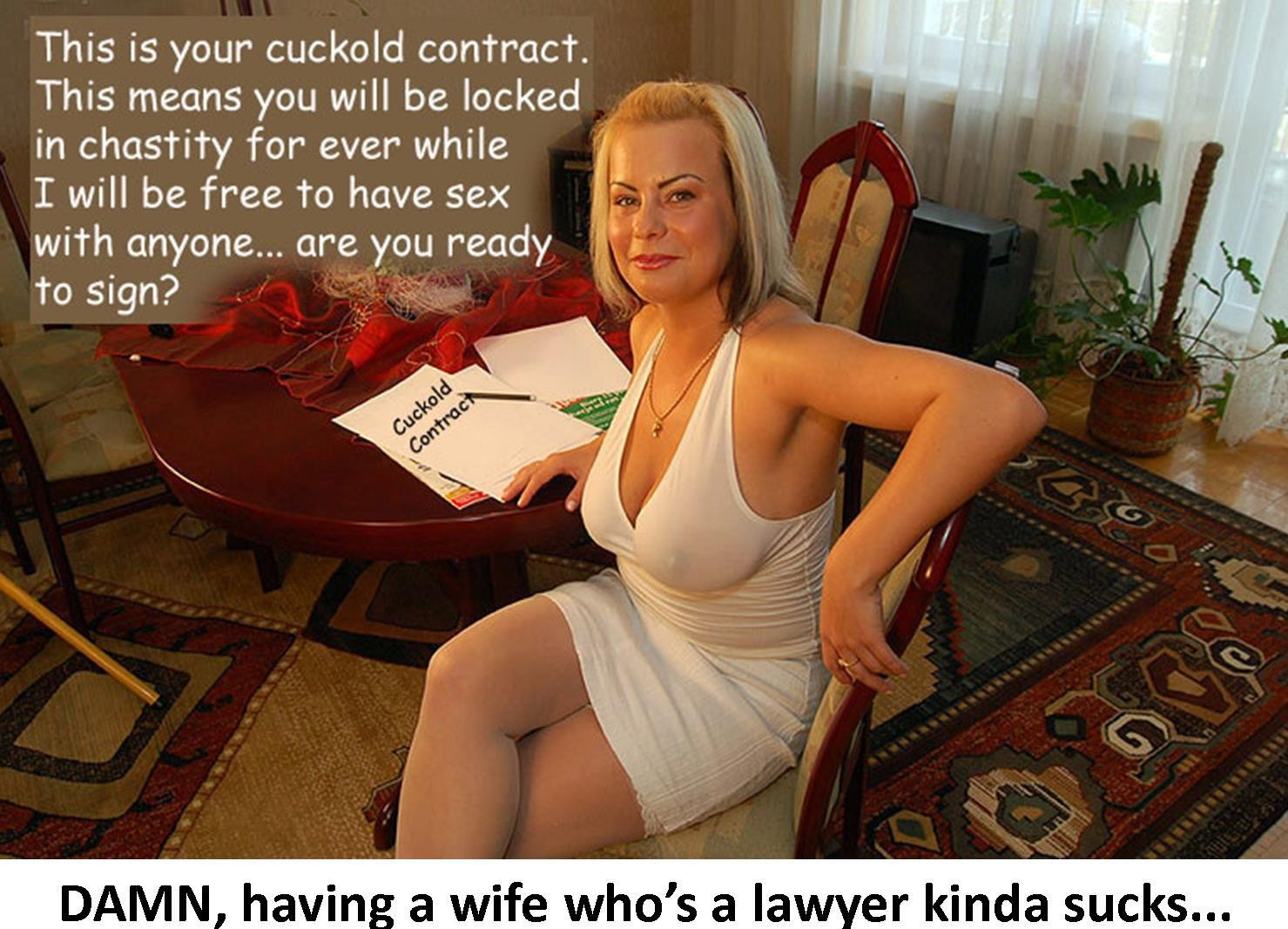Cuckold contract