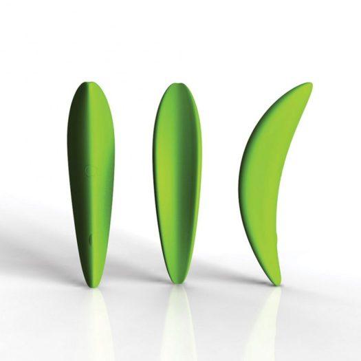 Leaf Touch Vibrator Massager