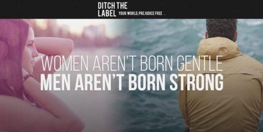 Ditch The Label Men vs Women