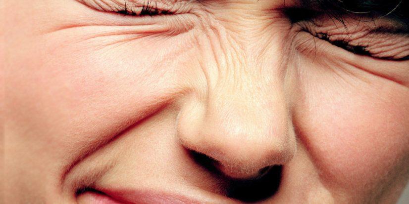 Facial Expression Upset
