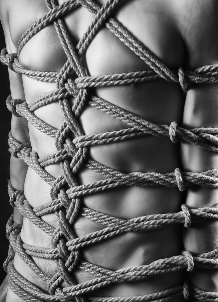 Bdsm rope art something