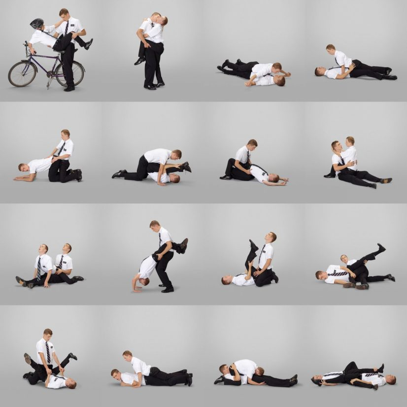Gay sex position image