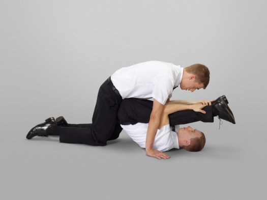 Book of Mormon Missionary Positions - Folded Deck Chair