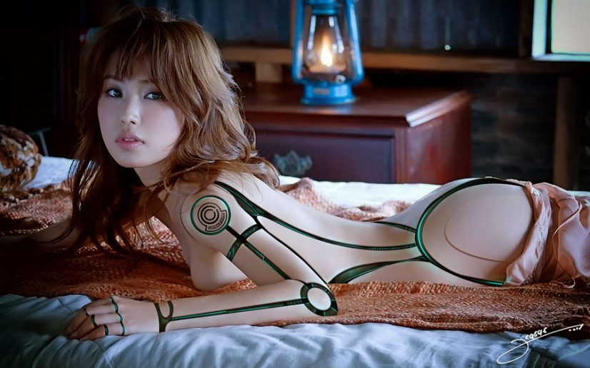 Sex Toy Robot
