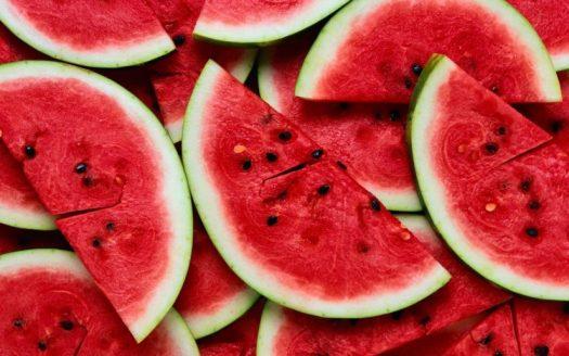 Watermelon Slices Photo