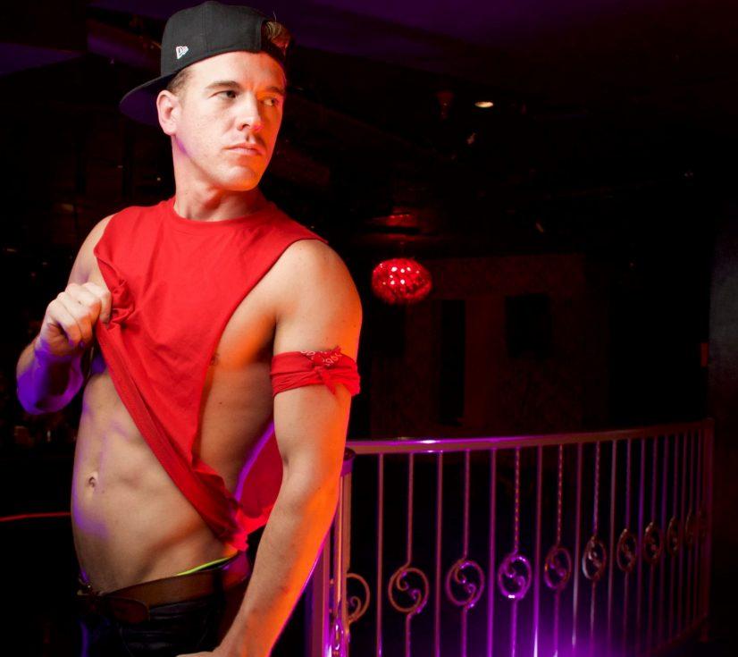 JJ Knight Gay Adult Movie Star Photo