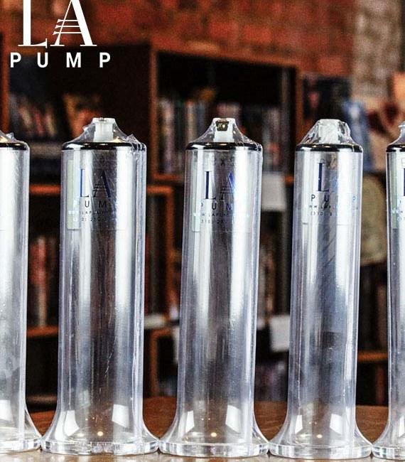 LA Penis Pumps Cylinders Image