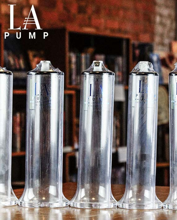 LA Penis Pumps Cylinders Image