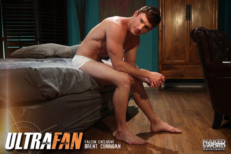 Gay Adult Movie Star Brent Corrigan Photo