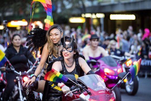 Sydney Gay and Lesbian Mardi Gras Photo