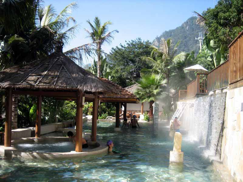 Guguan Hot Springs Photo
