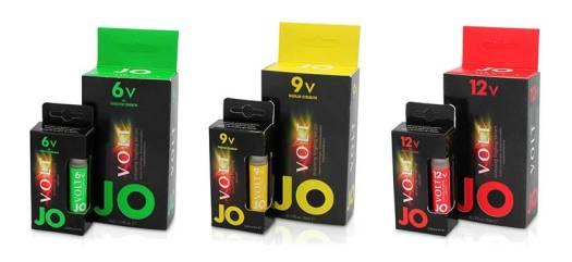 System Jo Volt Arousal Oil Image