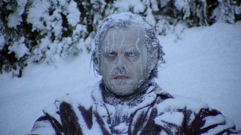Home Alone Movie Frozen Thief in Photo