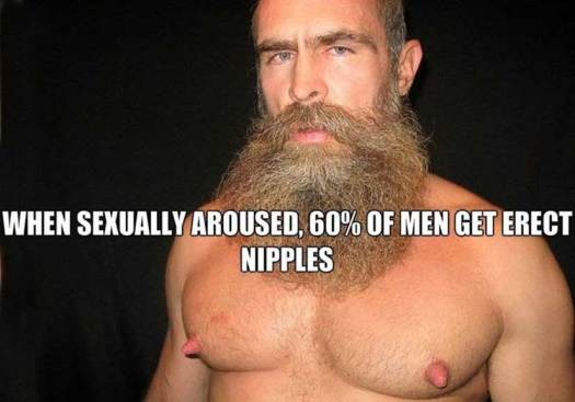 Nipple Mens Facts Photo