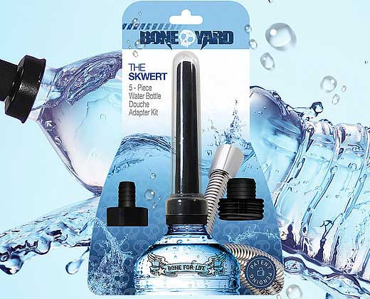 Skwert Water Bottle Douche Adapter Image