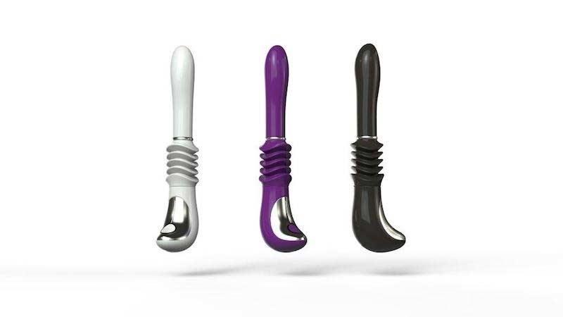 Mix Maxx Thrusting Vibrator Image