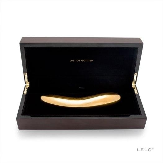 LELO Inez Gold In Box