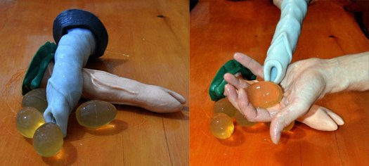 Fantasy Sex Toy Ovipositors By Primal Hardwere