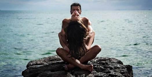 Naked Couple Having Public Sex