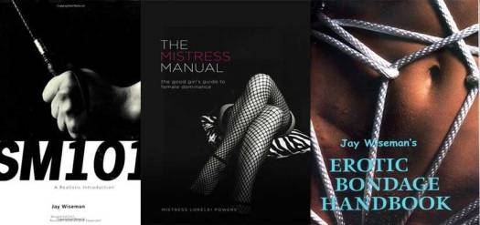 Sex, BDSM And Fetish Book Covers
