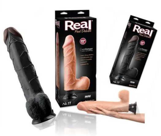 Huge Vibrating Dildo By Pipedream Products