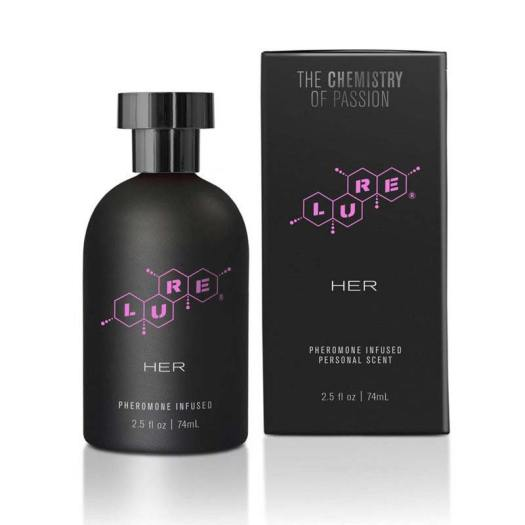 Attractant spray for women