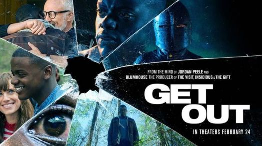Horror movie Get Out