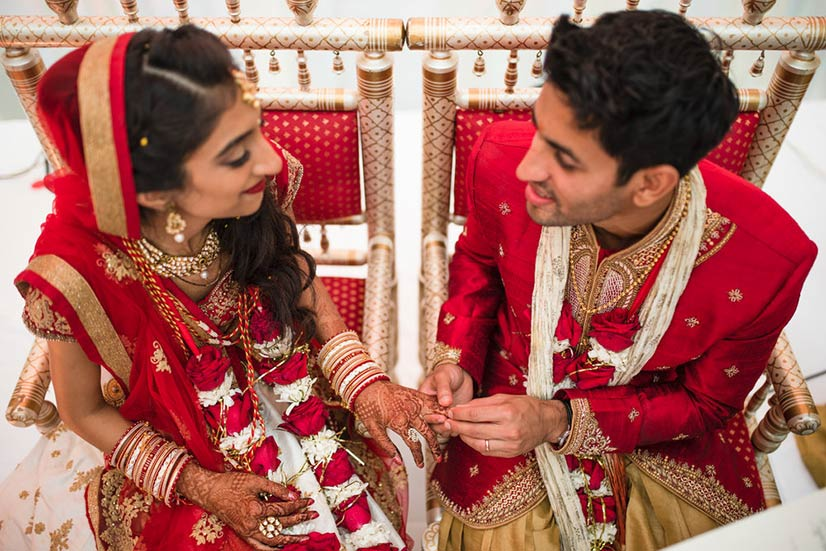 Indian marriage traditions