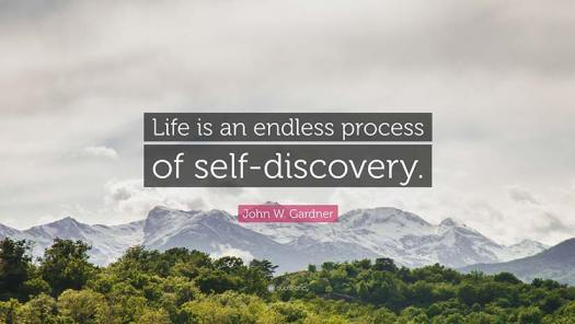 Quote about self discovery