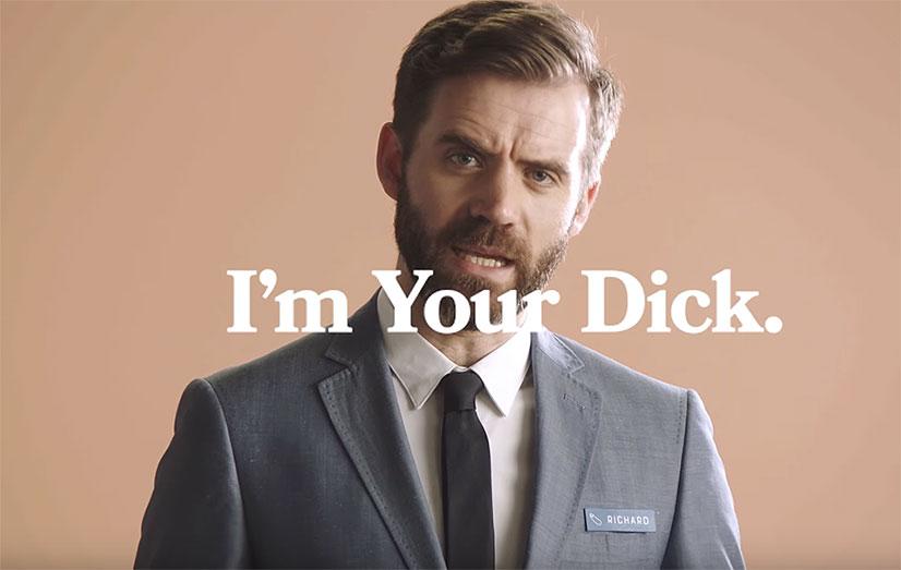Premature ejaculation slogan