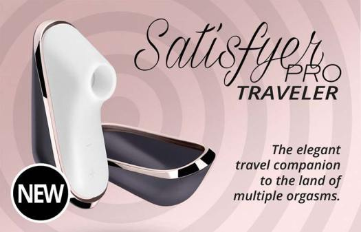 Satisfyer oral clitoral stimulator
