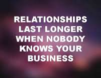Lasting relationship quote