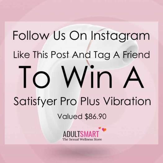 Instagram sex toy giveaway