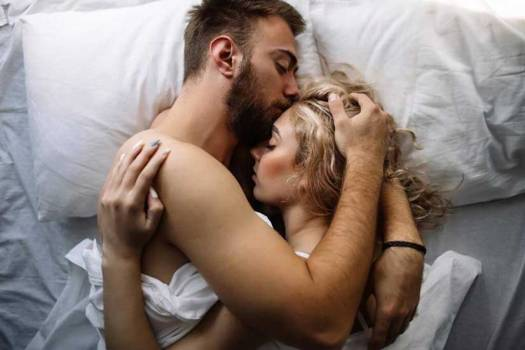 Which is better sleep or sex?