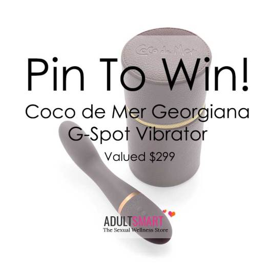 Sex toy competition Coco De Mer Georgiana G-Spot Vibrator