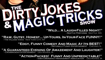 Laugh Your @$$ Off In Denison IA With The Dirty Jokes