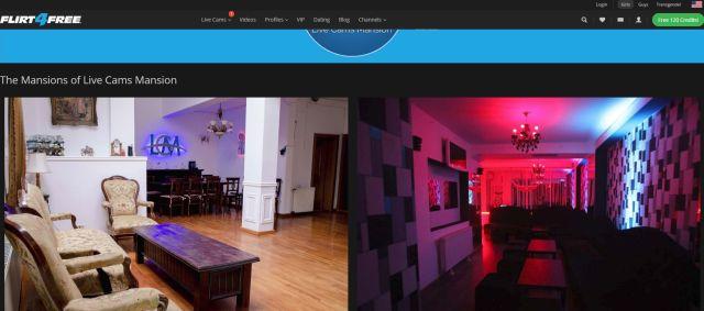 live cams mansion