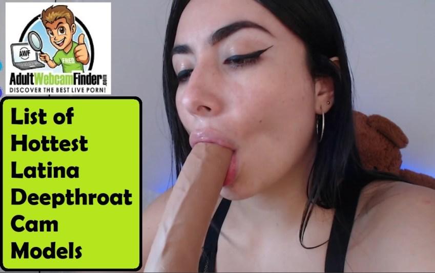 best latina deepthroat