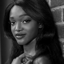 Miss Democratic Republic of Congo: Mickaella Angelica Moyogo