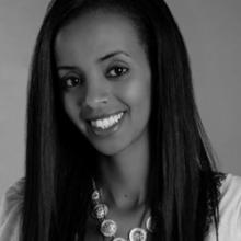 Miss Eritrea: Merhawit Tesfay