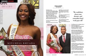 Miss West Africa USA 2012