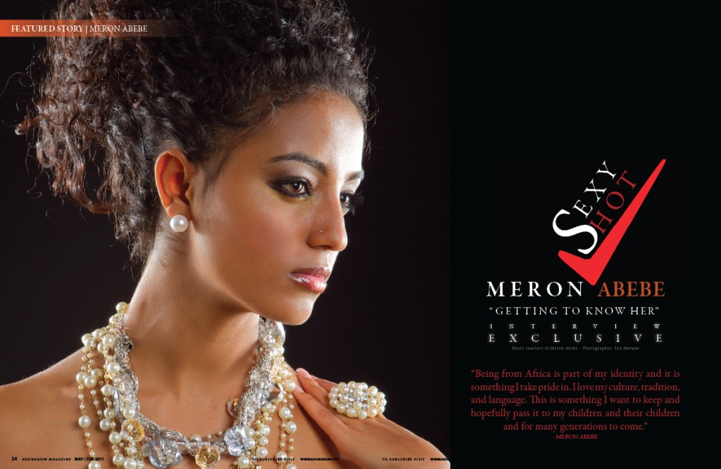 """Meron Abebe – """"Getting To Know Her"""""""