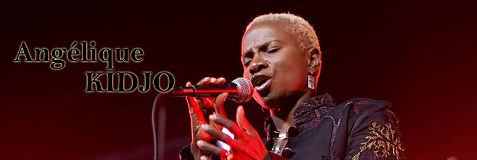 African of the Week – Angélique Kidjo