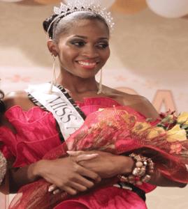 GiGi Tchouaga is crowned Miss Africa USA 2011-12
