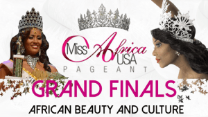 Miss Africa USA Pageant Finals 2016