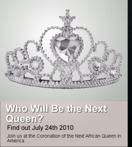 Miss Africa USA 2010 Beauty Pageant